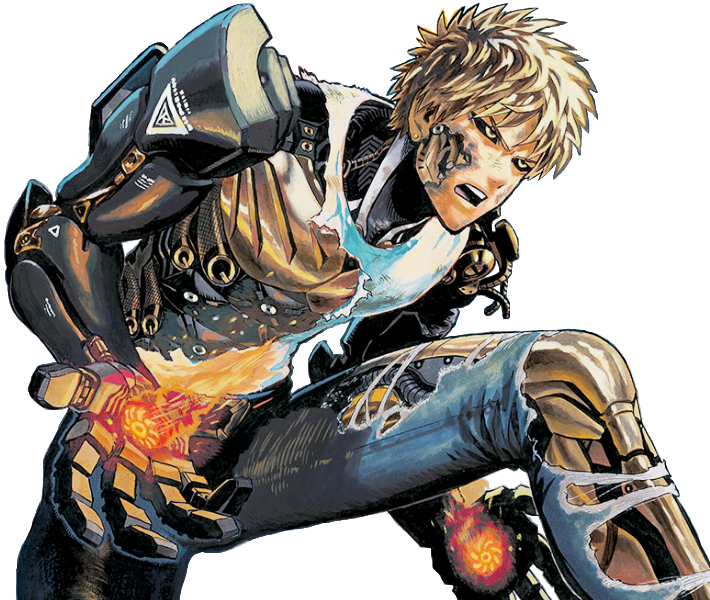 Genos transparent