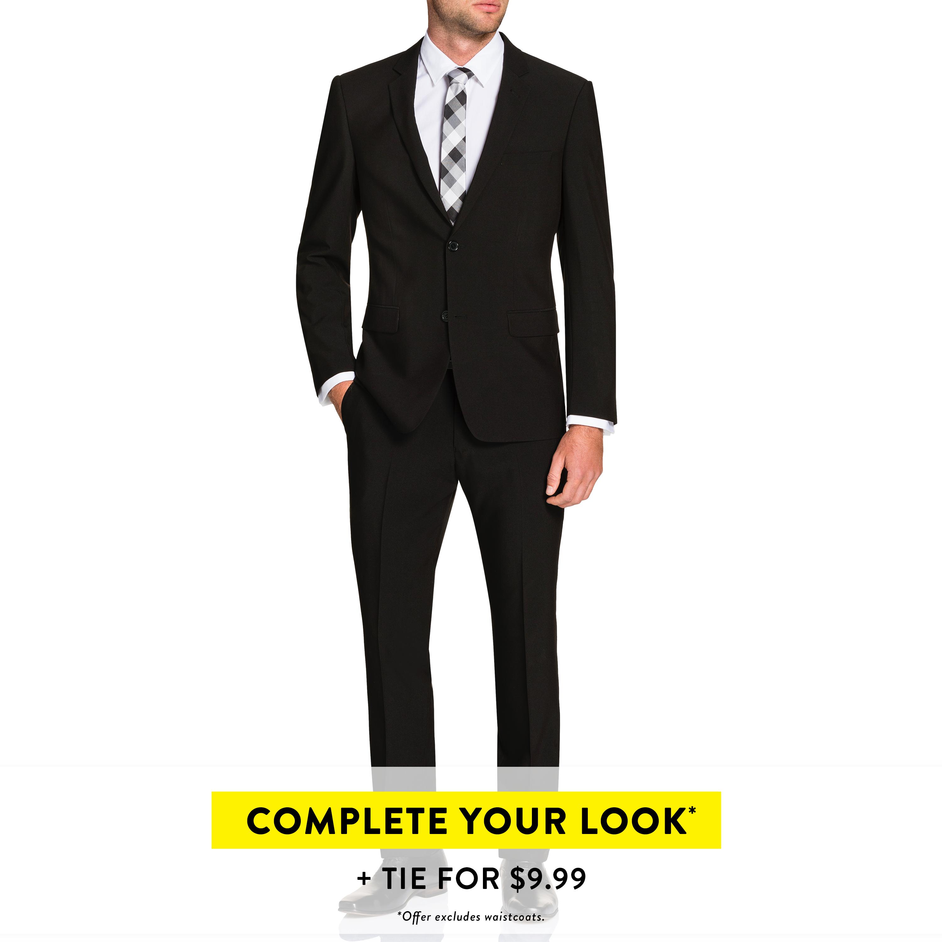 Gentleman vector mens suit. Su blk promo