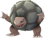 Geodude transparent gen. Pokemon go max cp
