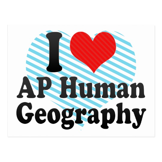 Geography clipart ap human geography. I love postcard zazzle