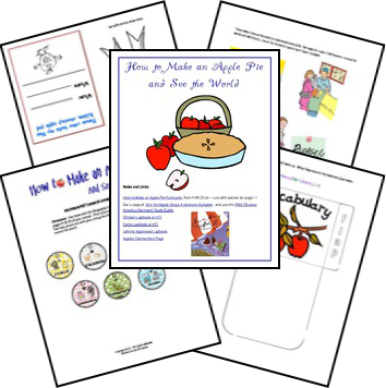 Geography clipart book apple. Free lapbook for how
