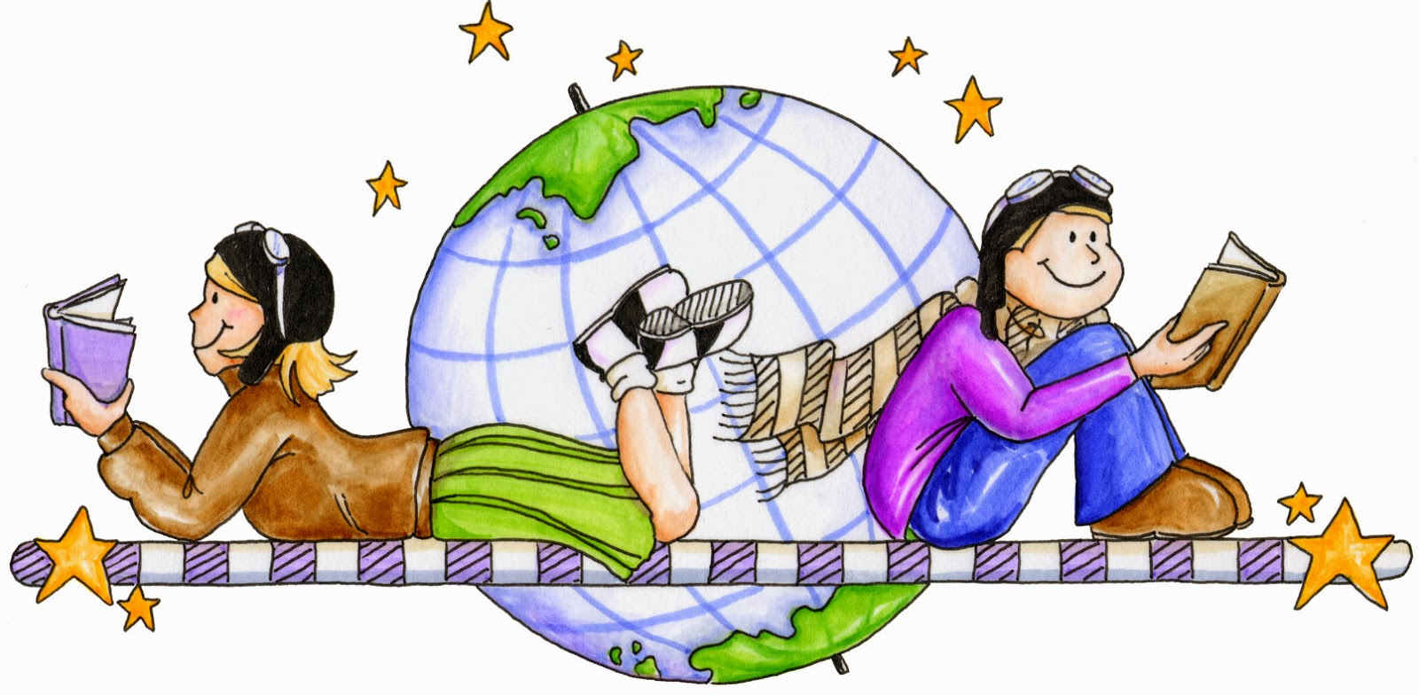 Geography clipart physical geography. World geo hoffblog reading
