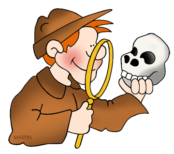 geology clipart archaeological dig