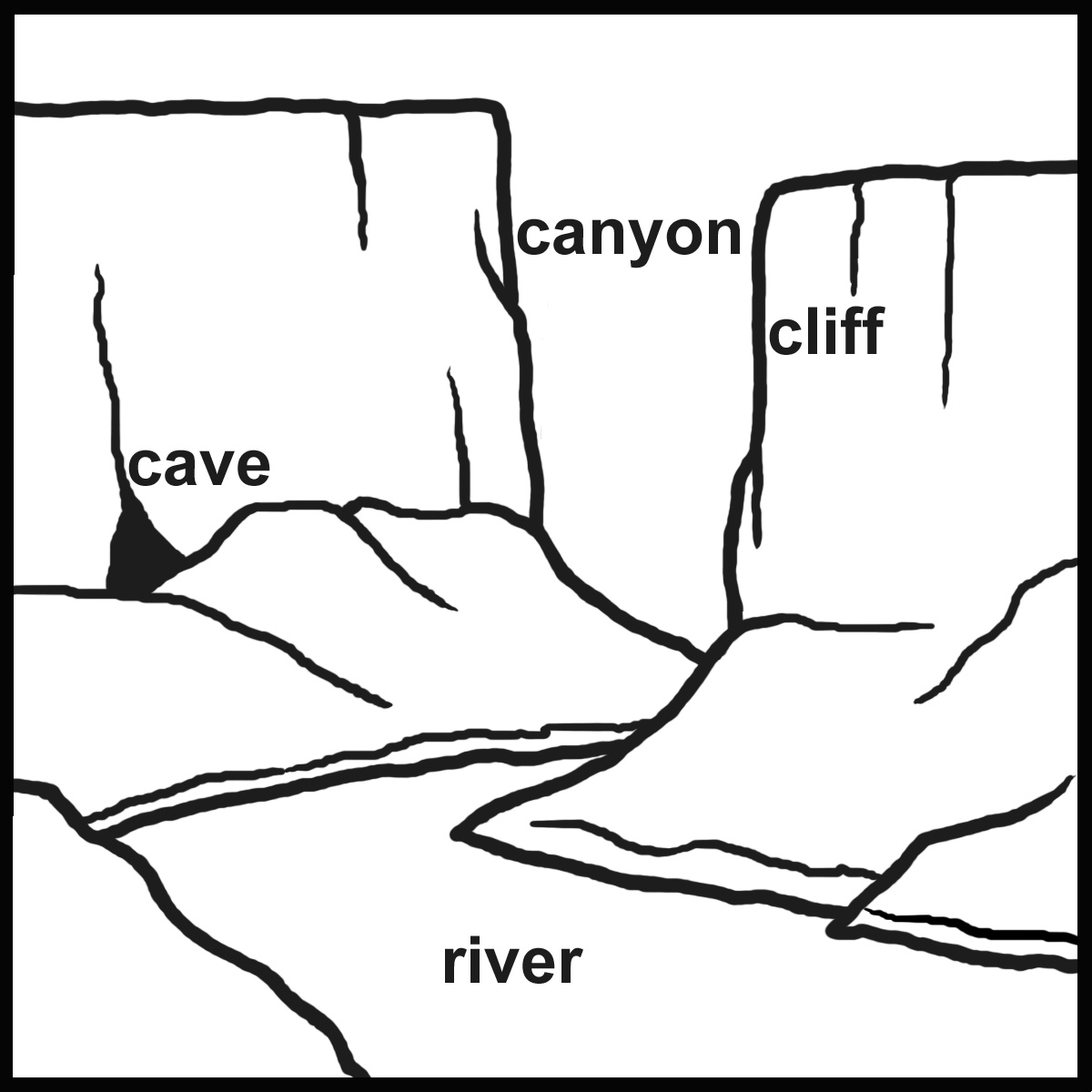 Geology clipart black and white. Geologist clip art panda