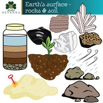 Geology clipart soil sample. The best primary science