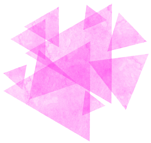 Shapes image with transparent. Geometric background png picture freeuse stock