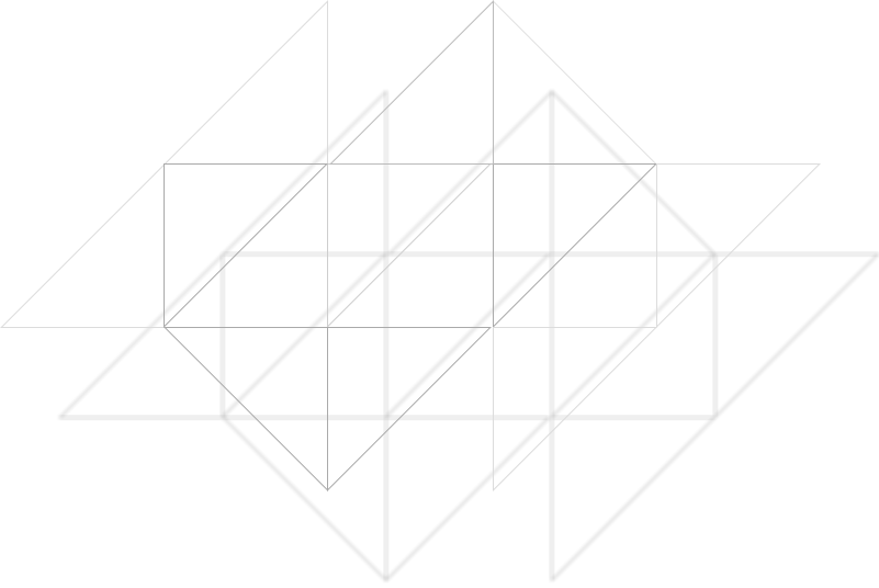 Geometric design png. Triangle square rectangle lines