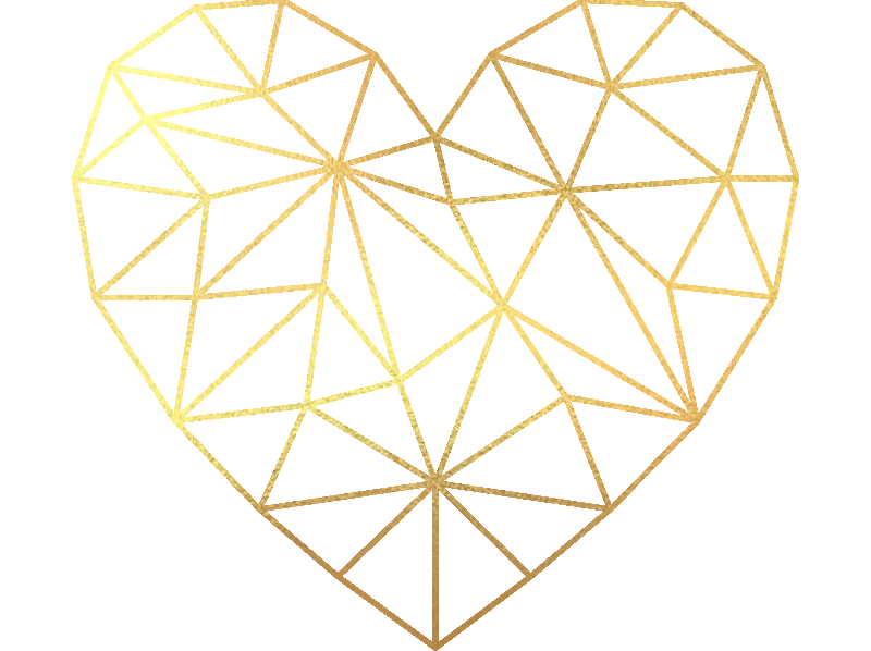Geometric heart png. How i learned to