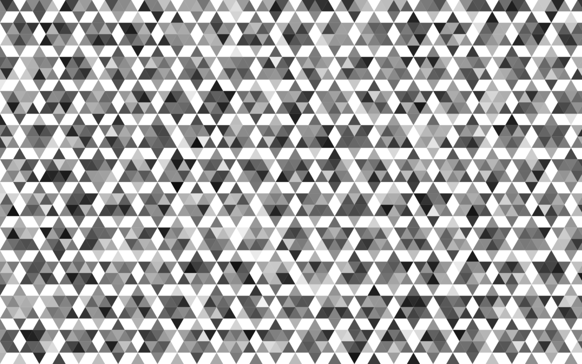 Geometric pattern black and white png. Grayscale geometry software design