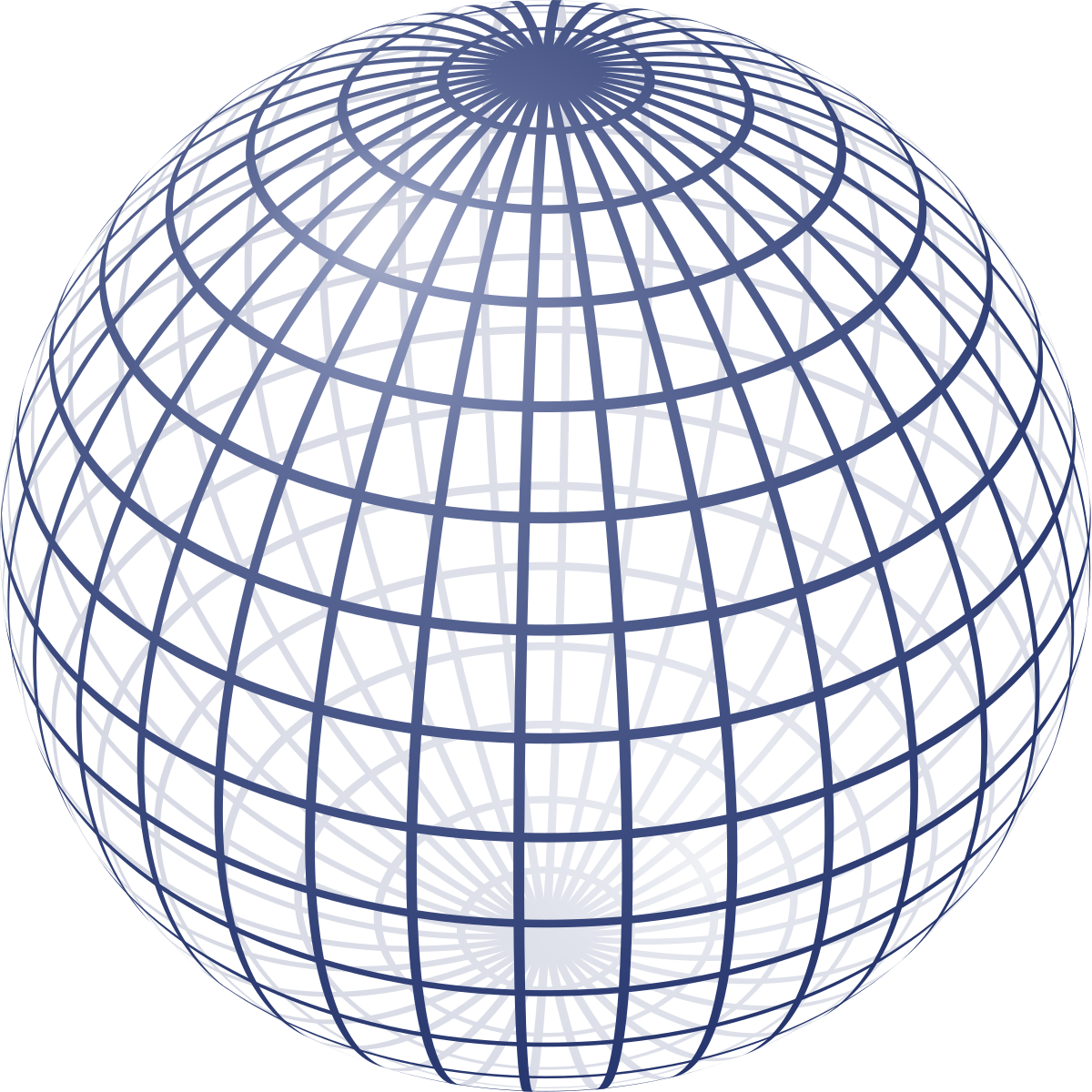 Geometric sphere png. Wikipedia