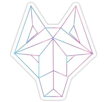 Vector Triangles Wolf Transparent Png Clipart Free Download Ya