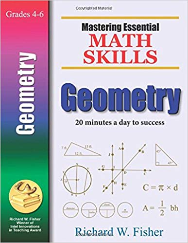 Geometry clipart math skill. Amazon com mastering essential