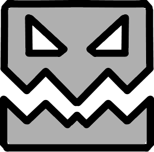 Geometry dash icons png. Free icon download image