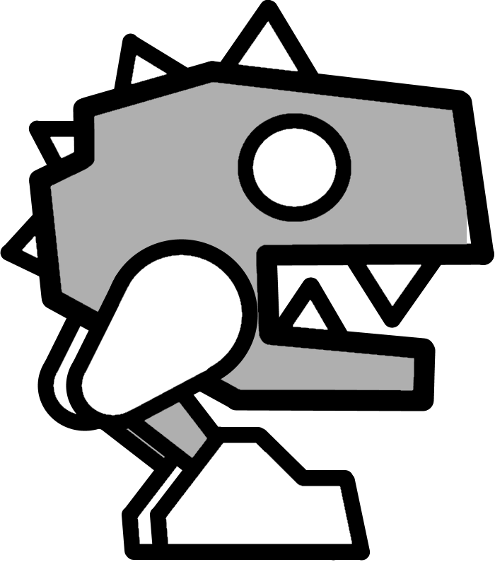 Geometry dash icons png. Image robot wiki fandom