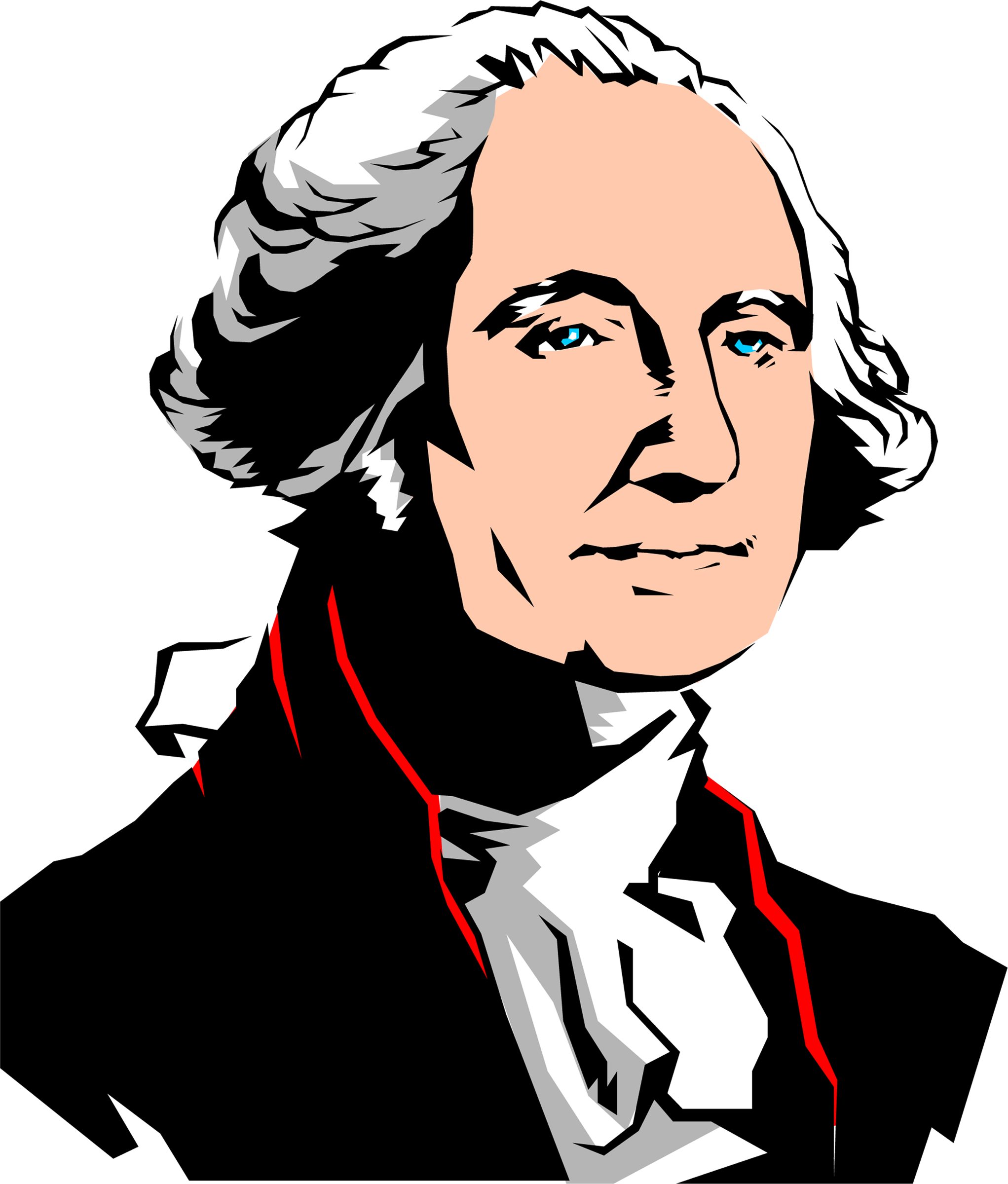 George washington clipart general clipart. Free cliparts download clip