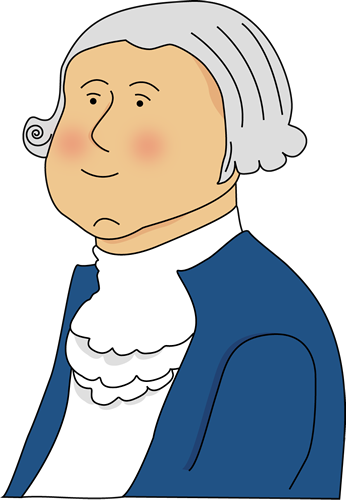 George washington clipart general clipart. Free download clip art