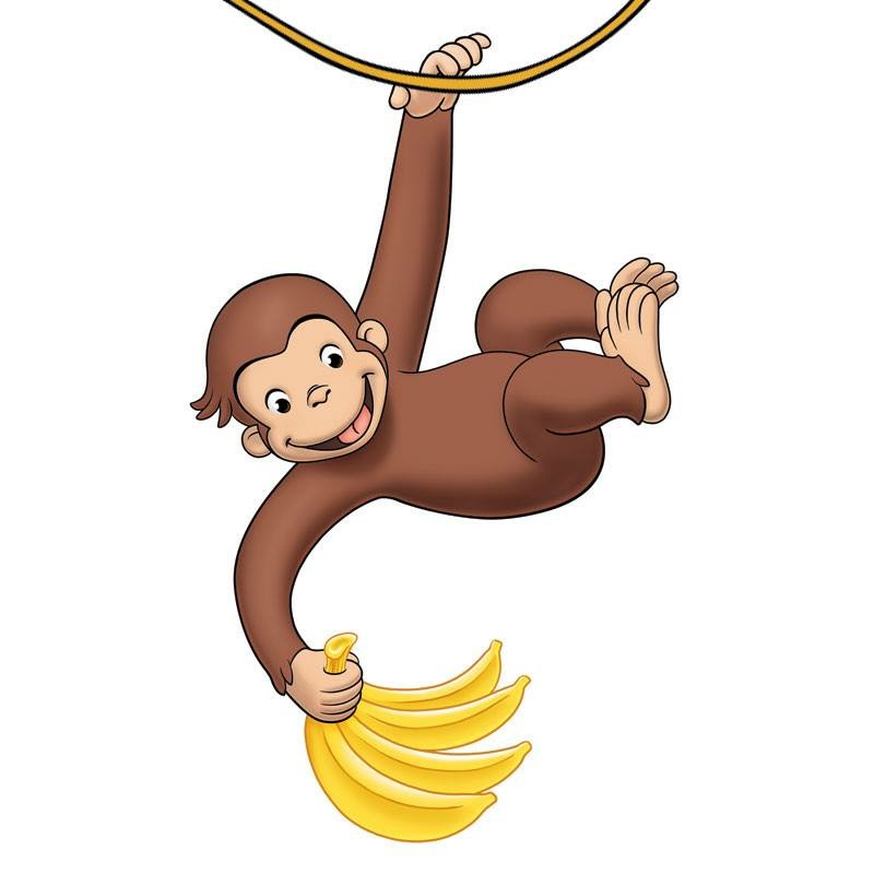 At getdrawings com free. George washington clipart curious george clip art black and white