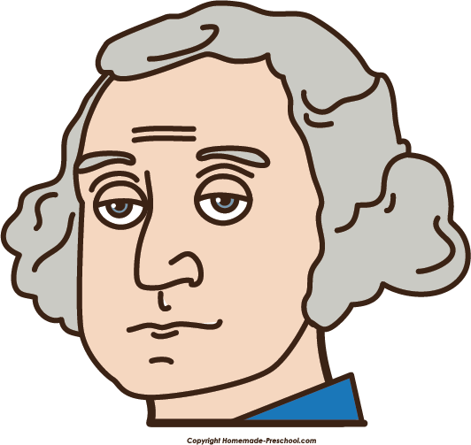George washington clipart general clipart. President click to save