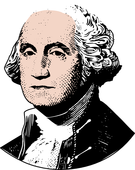 George washington clipart general clipart. Free download