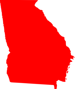 georgia clipart template