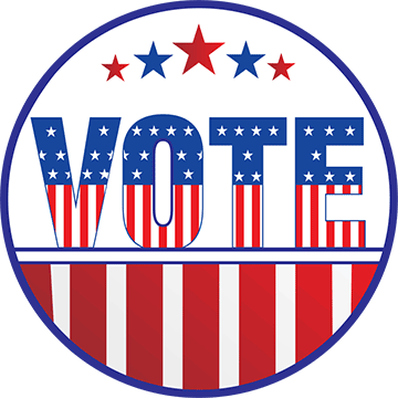 Power clipart campaign. Georgia shatters early voting