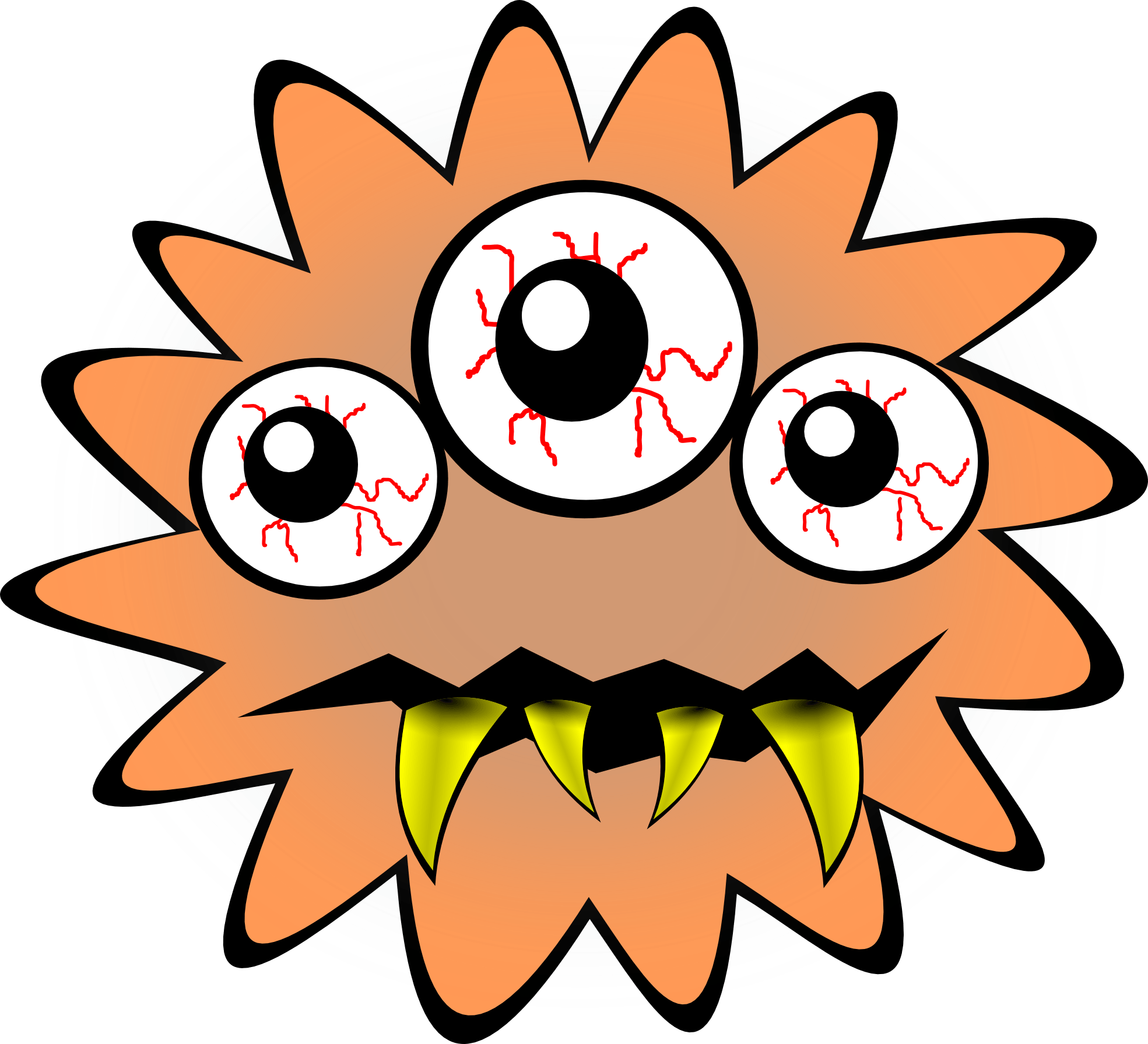 Germ clipart. Free cartoon cliparts download