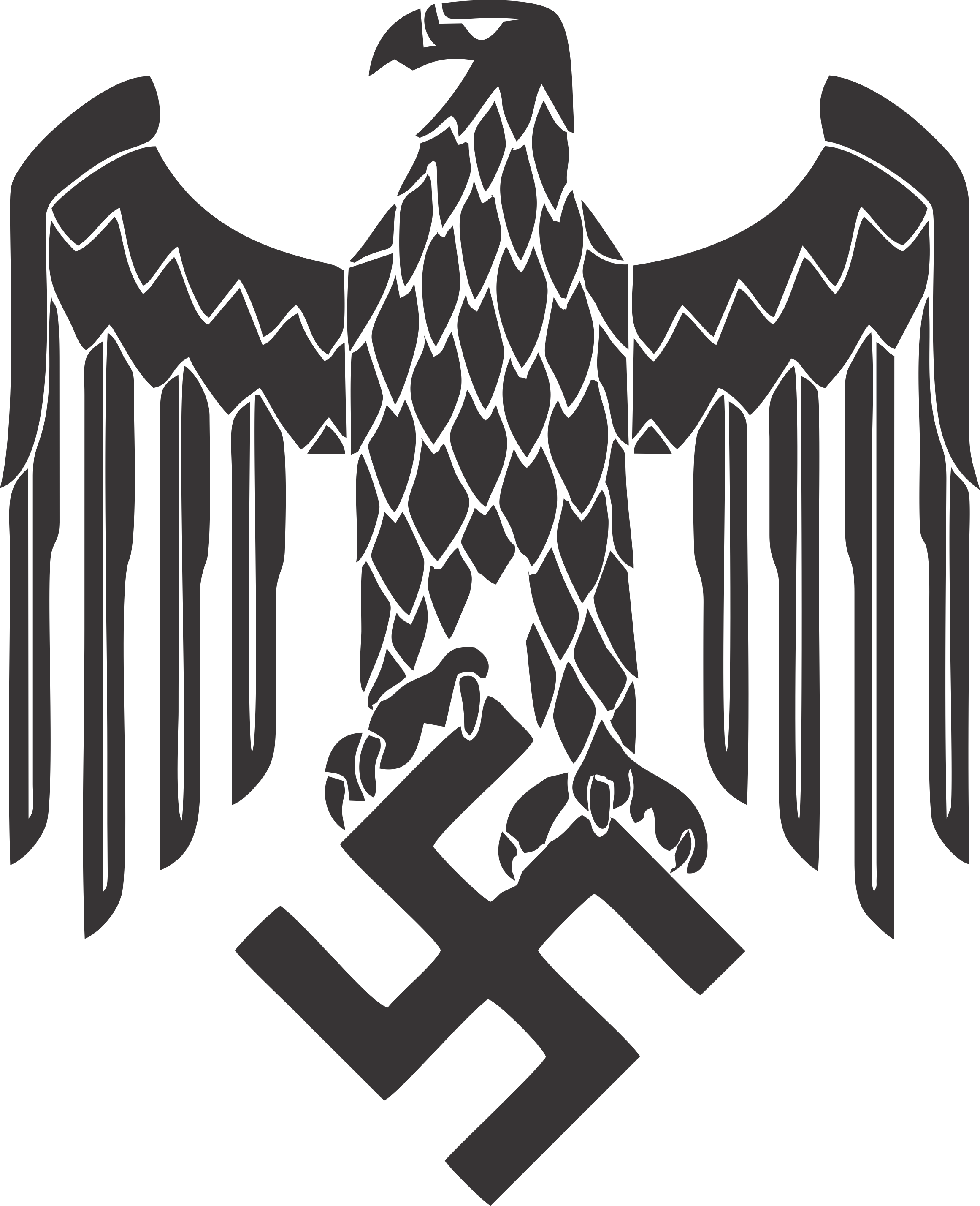 hitler vector svg