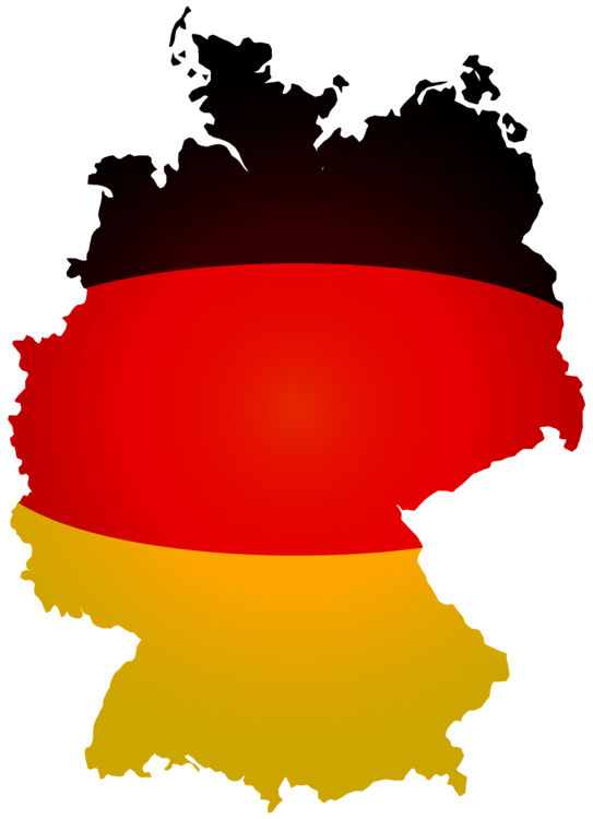 Country clipart country germany. West flag of east