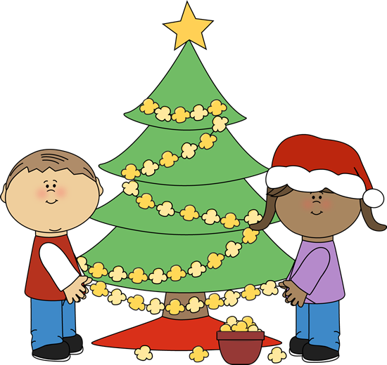 christmas clipart kids