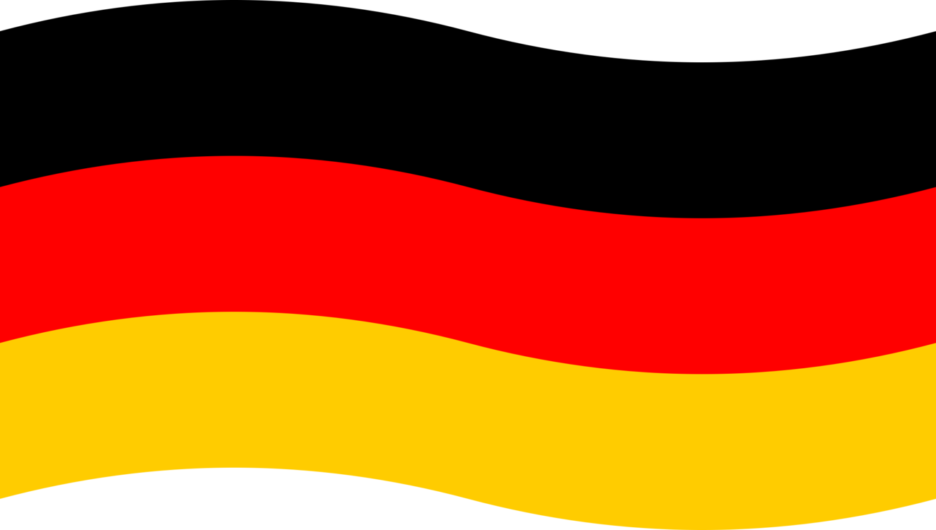 Nazi transparent flag. Of germany national colours