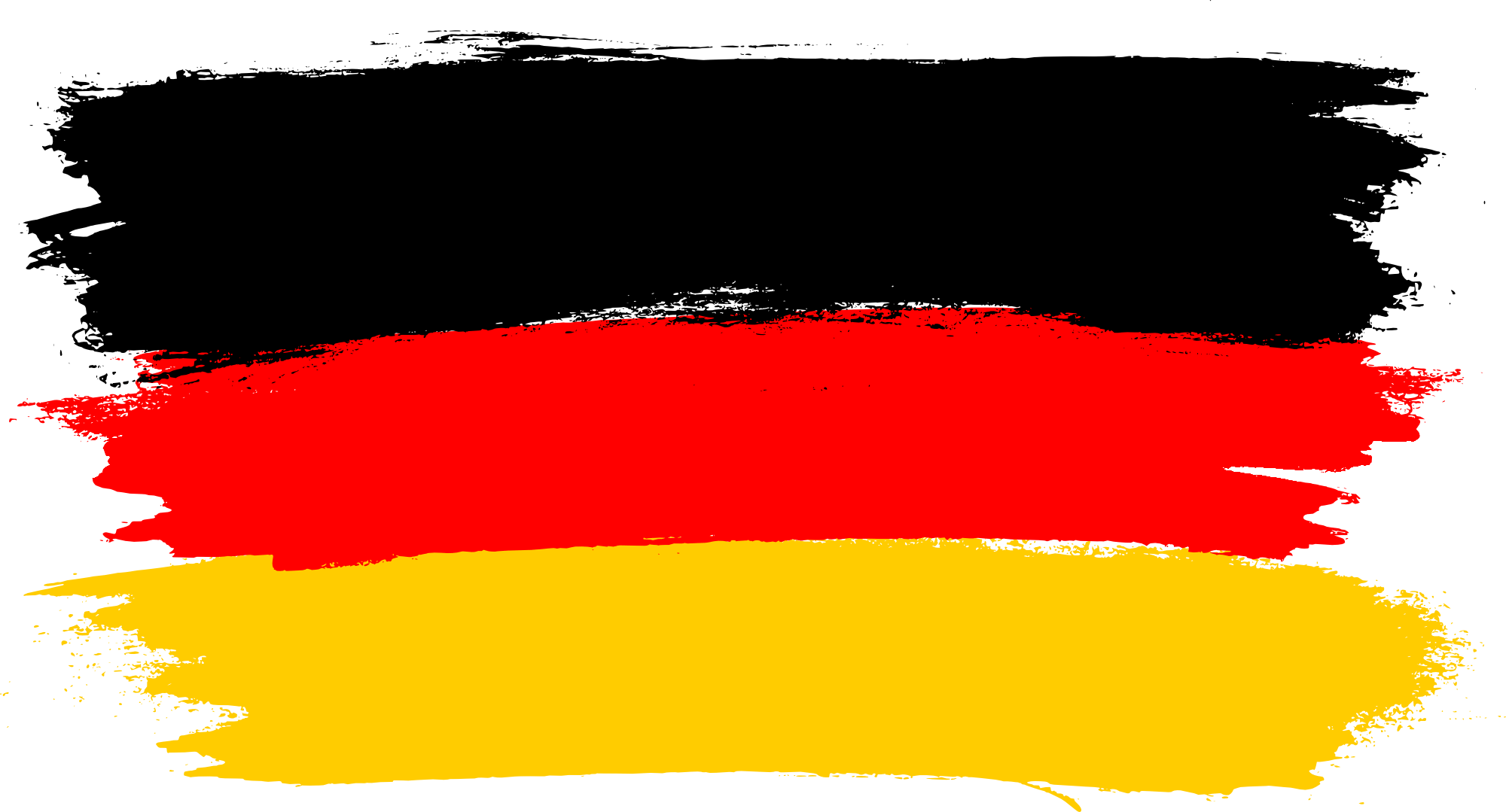 Png scratches. Germany flag transparent stickpng