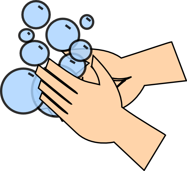 Germs clipart scrub hand. Clip art germ on