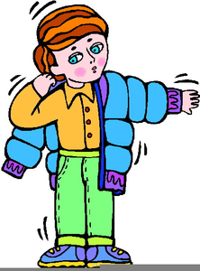 Get clipart. Free boy getting dressed