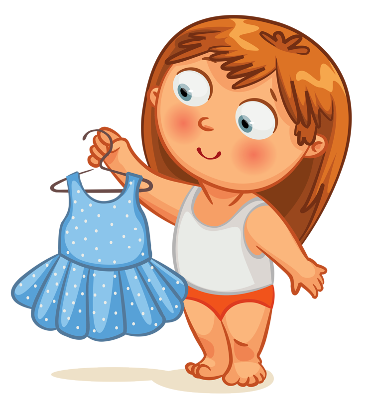Get clipart kid. Getting dressed png hd