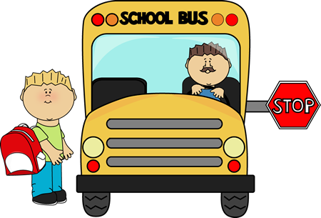Stop clipart cartoon. Free children at school