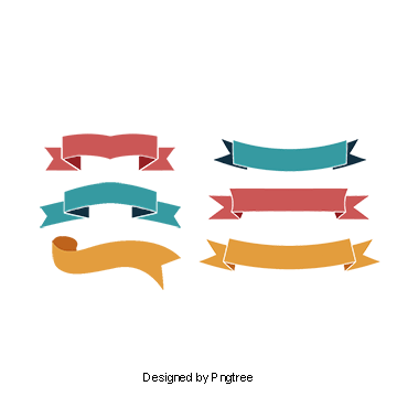 Banners vector png. Banner vectors psd and