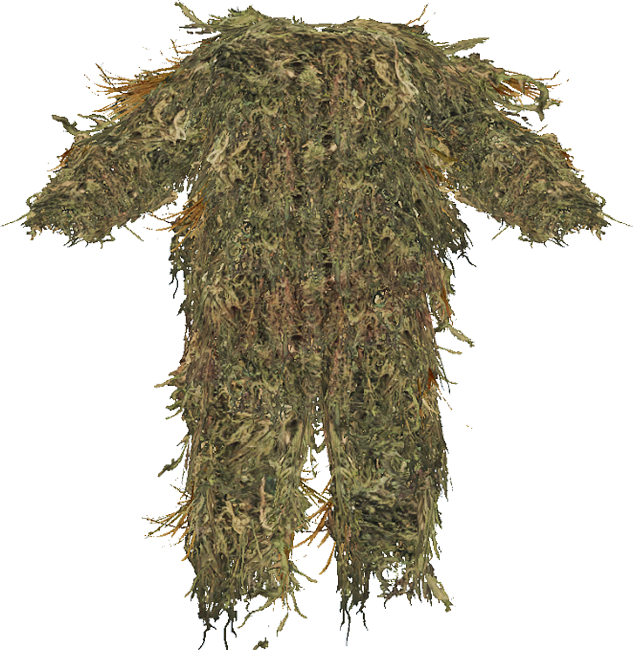 Ghillie suit png. Dayz wiki