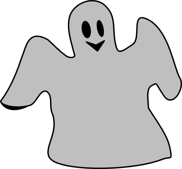 Art free download. Ghost clip cute image freeuse library