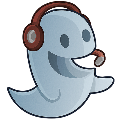 Cheerful on twitter check. Ghost clip top 5 png royalty free library