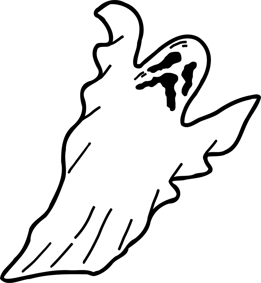 Drawing witch spooky. Ghost clip art images