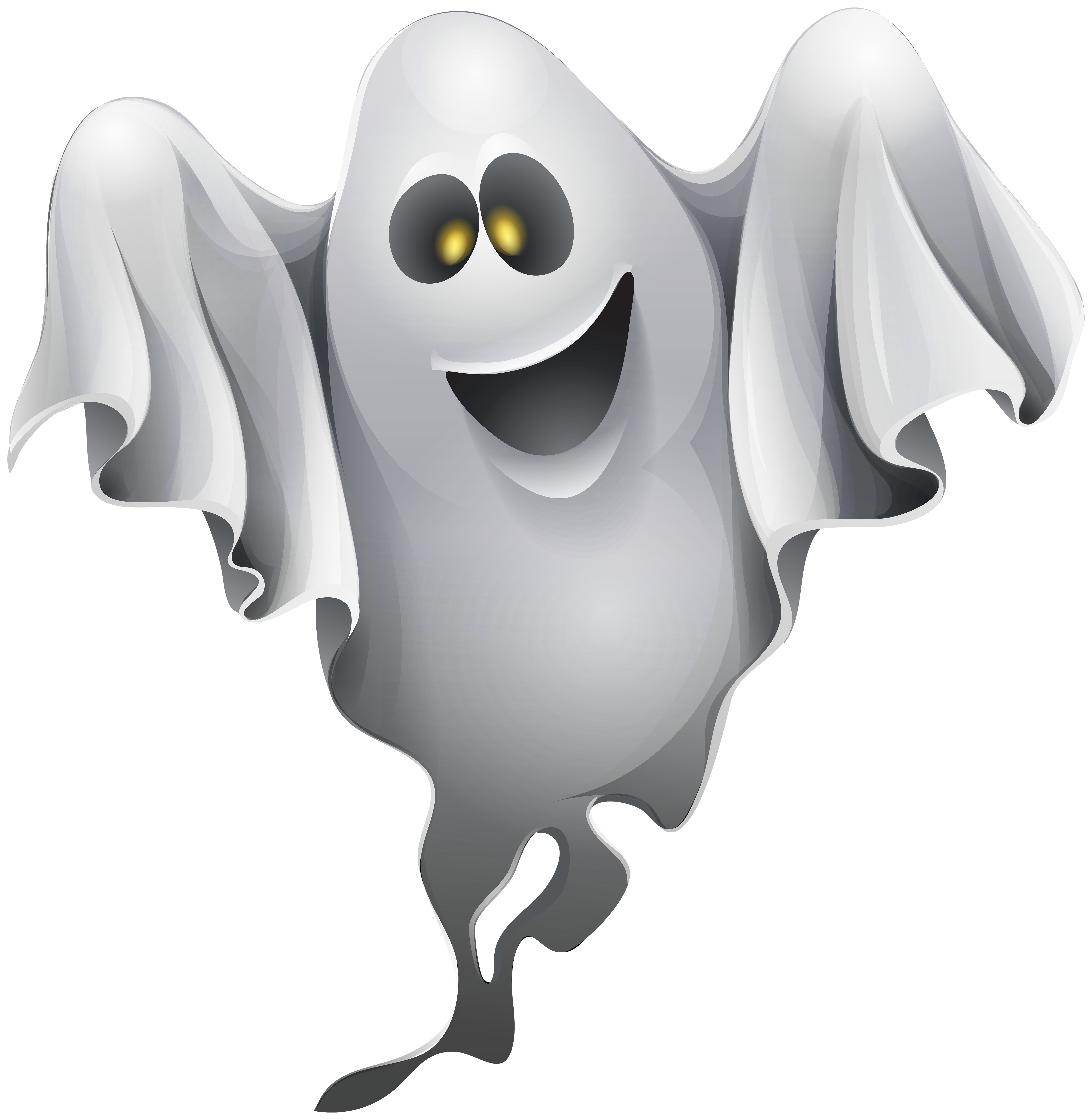 Halloween png ghost. Clip art image gallery
