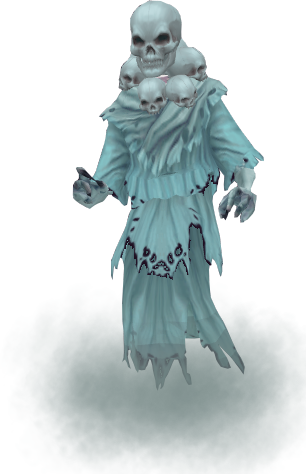 Ghost d&d png. Tormented soul runescape wiki