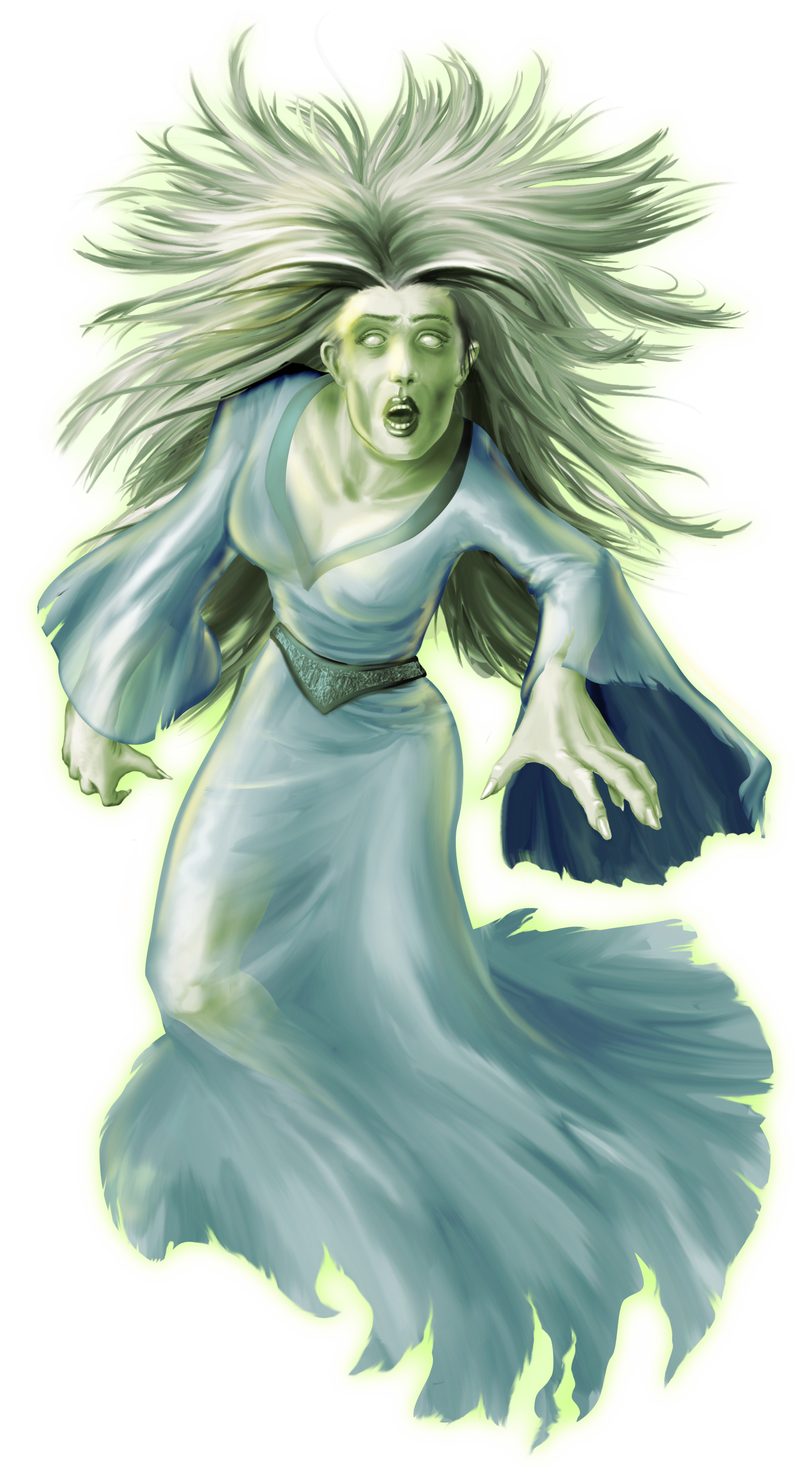 Ghost d&d png. Keith curtis to slay