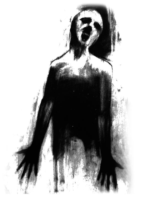 Ghost girl png. Images free download