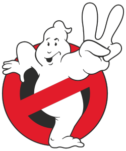 Ghostbusters svg clipart. Visit headquarters dom s