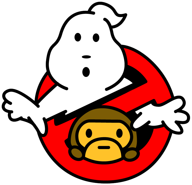 Slimer drawing baby. Free ghostbuster ghost cliparts