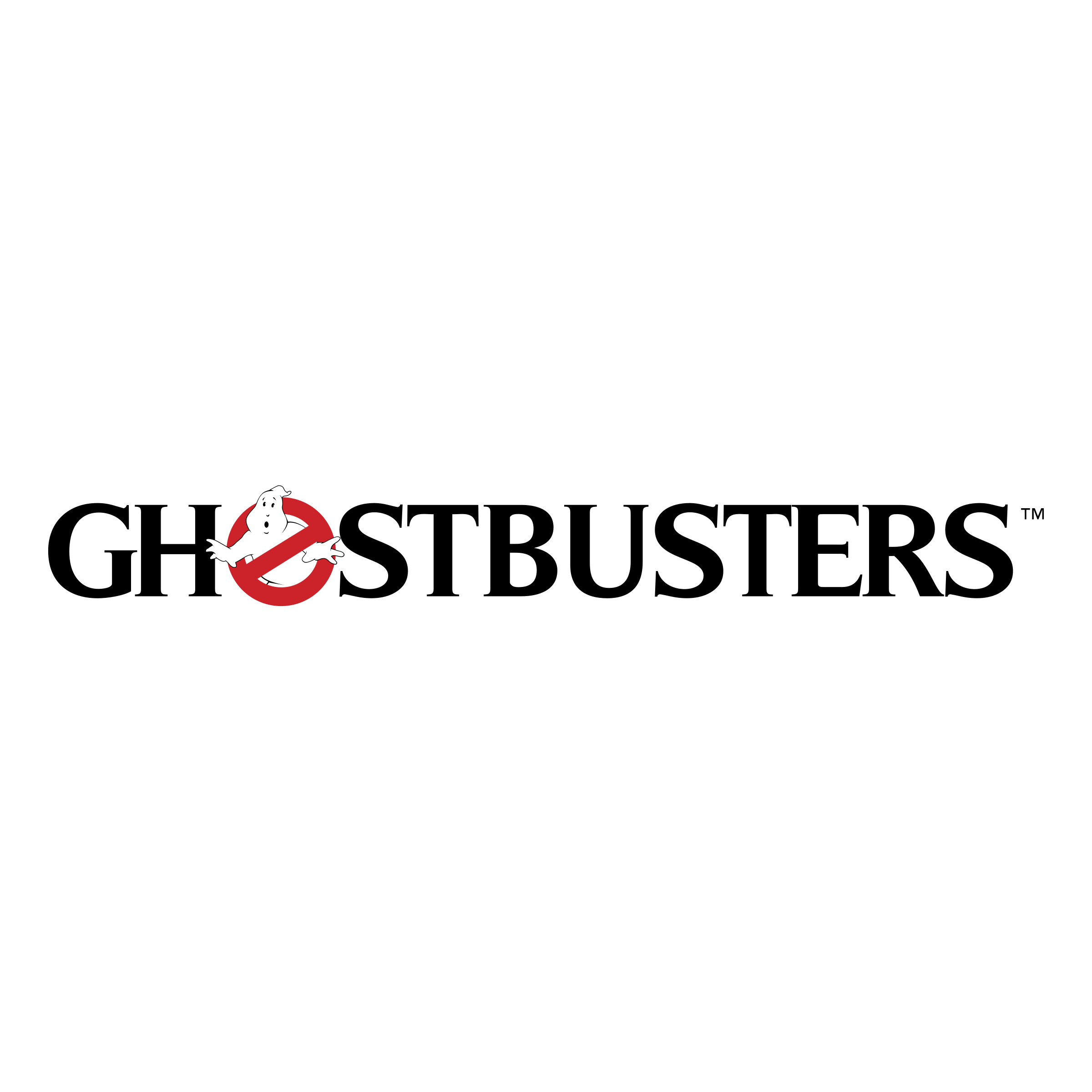 Ghostbusters svg png. Logo transparent vector freebie
