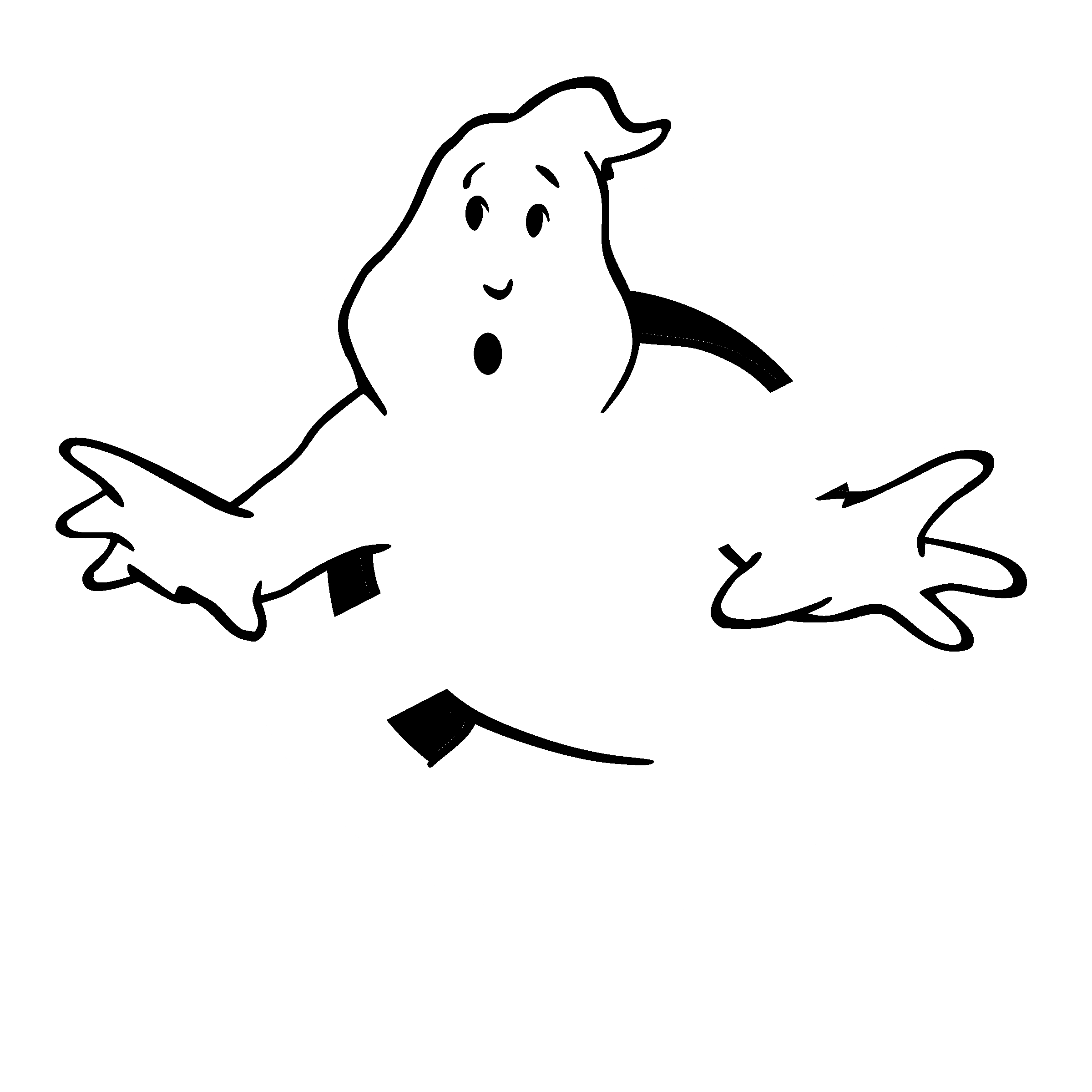 Ghostbusters Svg Dxf Transparent Png Clipart Free Download Ya