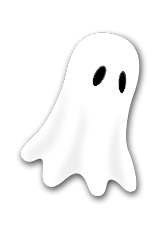 Ghosts transparent. Ghost free stock photo
