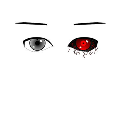 Ghoul eye png. Images kaneki face updated